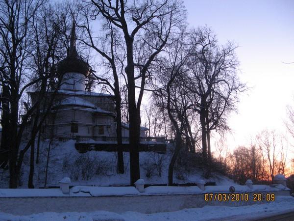 Свято - Успенский собор Святогорского монастыря