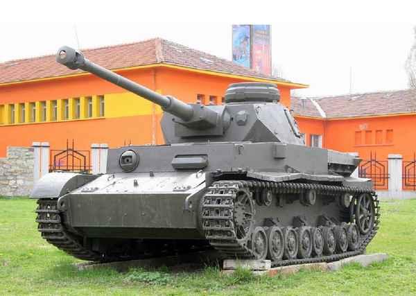 Танк Pz-4